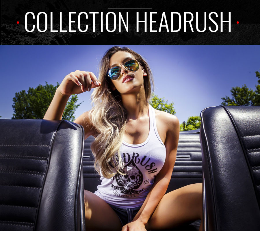 ChicTattoo devient distributeur officiel des vêtements Headrush au Lac-Saint-Jean