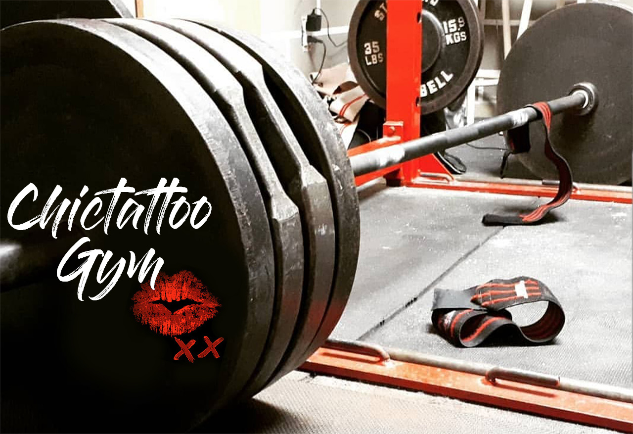 CHICTATTOO GYM  : Comment garder sa  Motivation partie 1 sem 8